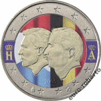 obrázok k predmetu Belgicko 2005 - 2 €