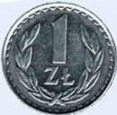 obrázok k predmetu Polsko 1 Zloty 1986