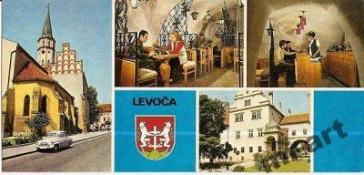 obrázok k predmetu Levoča , auto