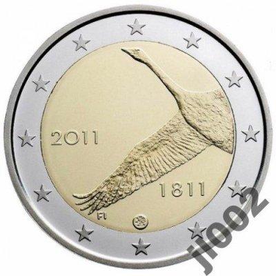 obrázok k predmetu Fínsko 2011 - 2 € pa