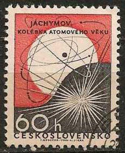 obrázok k predmetu ČSSR 1966 - Jáchymov