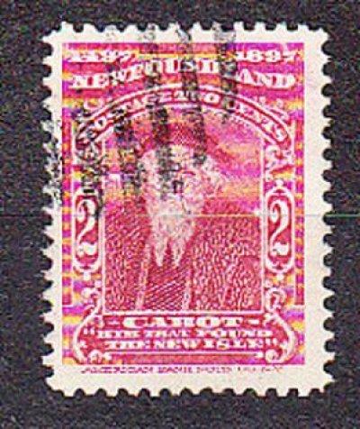 obrázok k predmetu NEWFOUNDLAND 1897, r