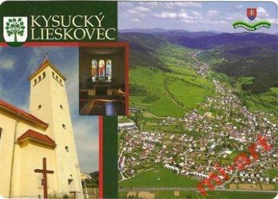 obrázok k predmetu J - Kysucký Lieskove