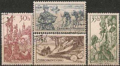 obrázok k predmetu ČSSR 1956 - Bohatstv