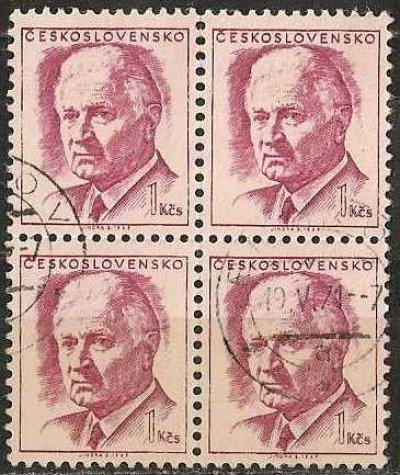 obrázok k predmetu ČSSR 1970 - Ludvík S