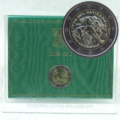obrázok k predmetu Vatikán 2€ pamätná -