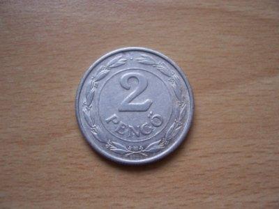 obrázok k predmetu Madarsko  2 Pengő  1