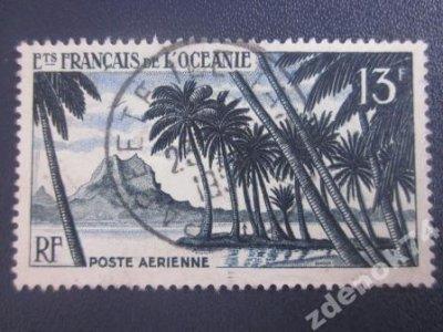 obrázok k predmetu Polynesien 1955 Mi 2