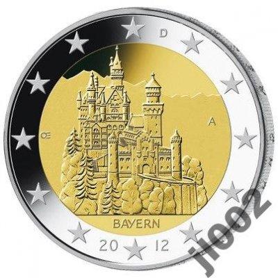 obrázok k predmetu Nemecko 2012 - 2 € p