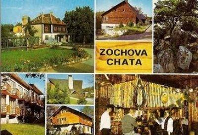 obrázok k predmetu Modra - Zochova chat