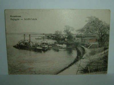 obrázok k predmetu Komárno - 1920 - lod