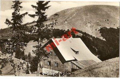 obrázok k predmetu Veľká Fatra, chata P
