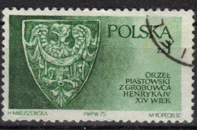 obrázok k predmetu Znamka POLSKO - erb
