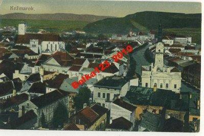 obrázok k predmetu Kežmarok-staré mesto