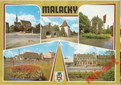 obrázok k predmetu J - Malacky, pamätní