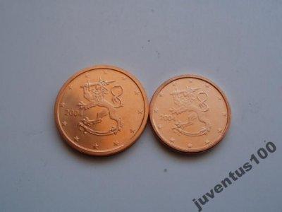 obrázok k predmetu Fínsko 1,2 cent 2004