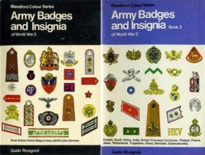 obrázok k predmetu Army Badges and Insi
