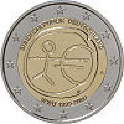 obrázok k predmetu Nemecko - 2€ HMÚ 200