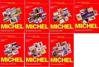 obrázok k predmetu MICHEL - Europa kata