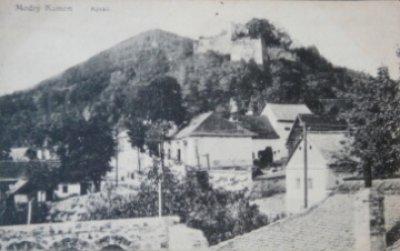 obrázok k predmetu Modry kamen, 1921