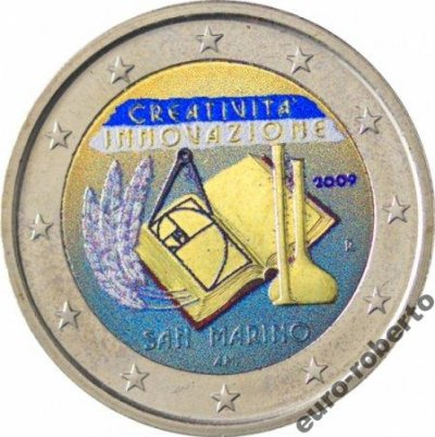 obrázok k predmetu San Marino 2009 - 2