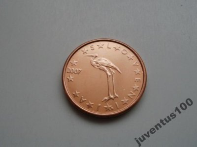 obrázok k predmetu Slovinsko 1 cent 200