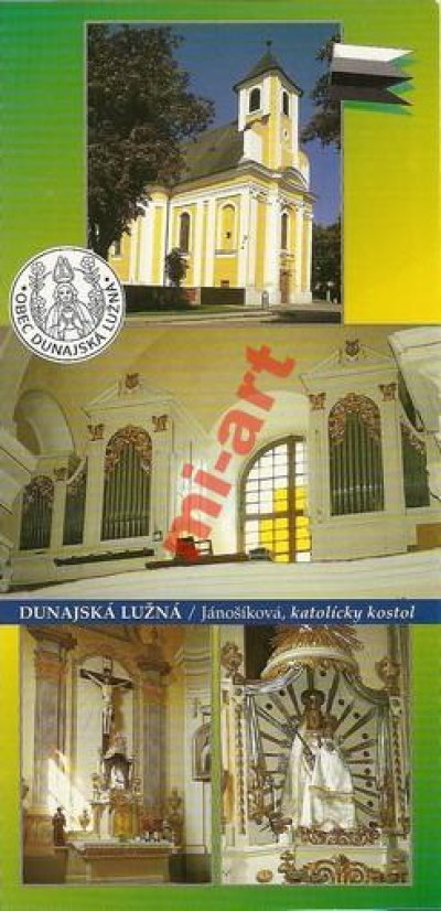 obrázok k predmetu Dunajská Lužná,Jánoš