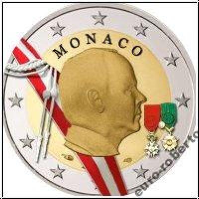 obrázok k predmetu 2009 - Monaco  - 2 €
