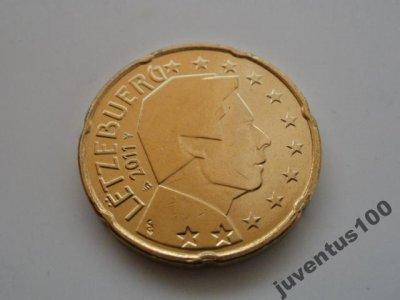 obrázok k predmetu Luxembursko 20 cent