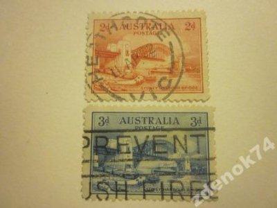 obrázok k predmetu Austrália 1932 Mi 11