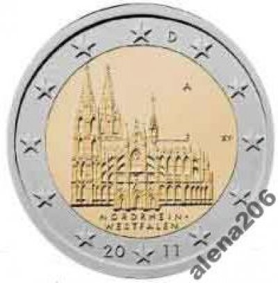 obrázok k predmetu 2 € pamätná minca  N