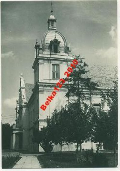 obrázok k predmetu Trebišov-kaštieľ-195