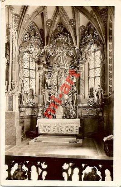 obrázok k predmetu Staré Hory, interiér