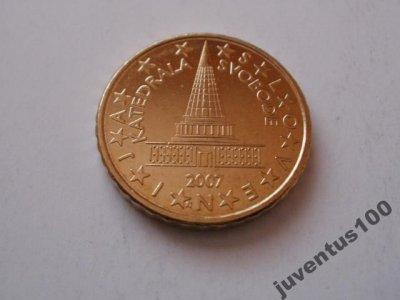 obrázok k predmetu Slovinsko 10 cent 20
