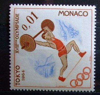 obrázok k predmetu Monako sport