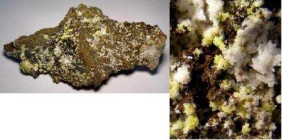 obrázok k predmetu Minerály / Minerals