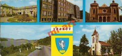 obrázok k predmetu Vranov, Heraldika, s