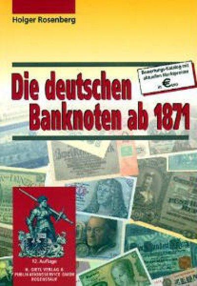 obrázok k predmetu Die deutschen Bankno