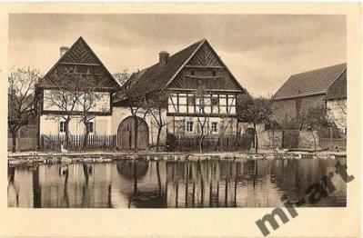 obrázok k predmetu SK, chalupa, rybník,