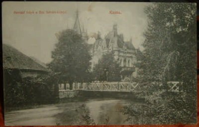 obrázok k predmetu Košice - 1913 - Kass
