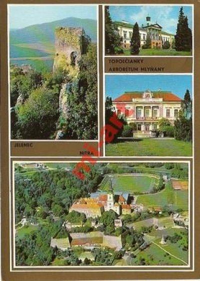 obrázok k predmetu Topolčianky,Jelenec-