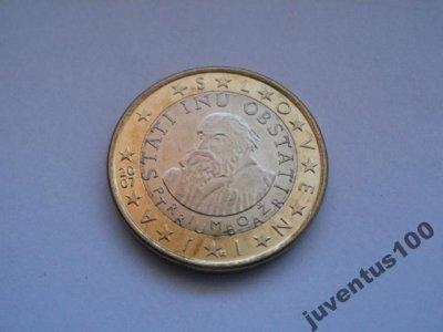 obrázok k predmetu Slovinsko 1 € 2007 U