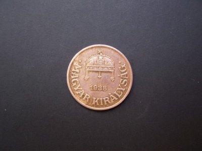 obrázok k predmetu Madarsko  1 Fillér 1
