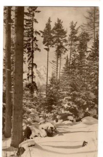 obrázok k predmetu VYSOKE TATRY -SLAVKO