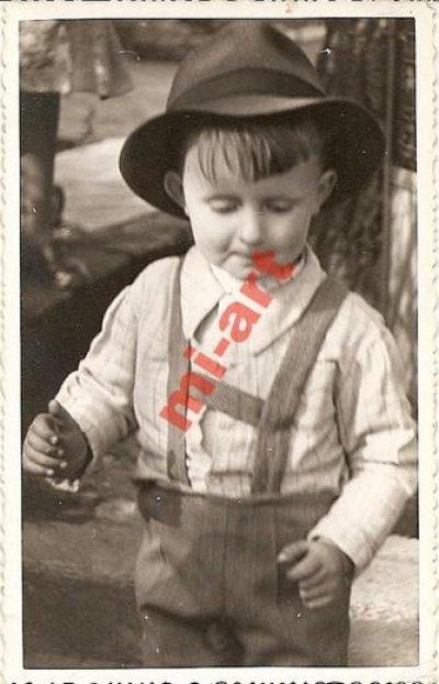 obrázok k predmetu foto - dieťa, chlape