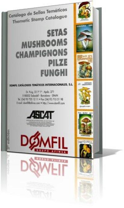 obrázok k predmetu Domfil - Mushrooms