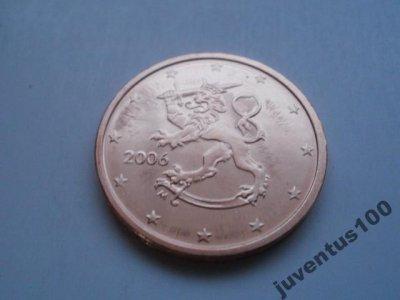 obrázok k predmetu Fínsko 2 cent 2006 U