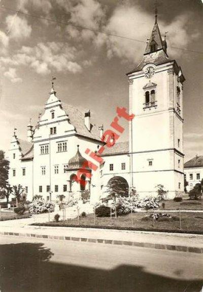 obrázok k predmetu Levoča, kostol, veža