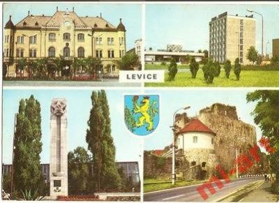 obrázok k predmetu J - Levice, hrad ,er
