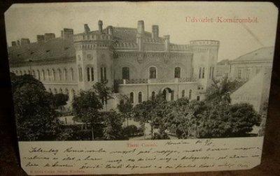 obrázok k predmetu Komárno - 1901  - Ko